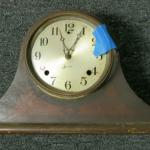 Sessions Tambour project clock