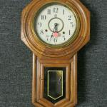 Waterbury School Clock- working